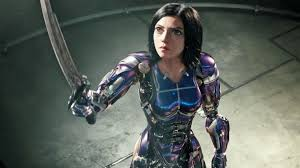 Alita Battle Angel and the future of Sci-fi