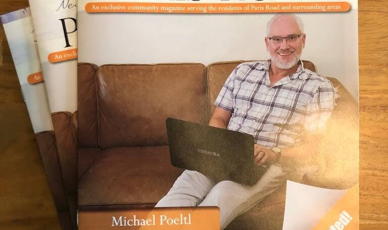 Featured Author in Local Magazine Makes Millions.