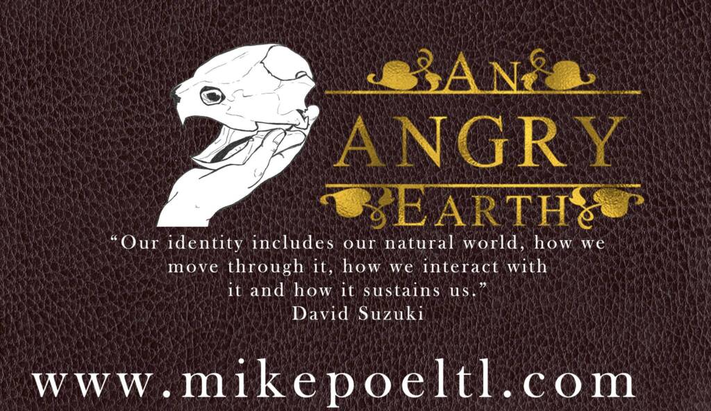 An Angry Earth Quote