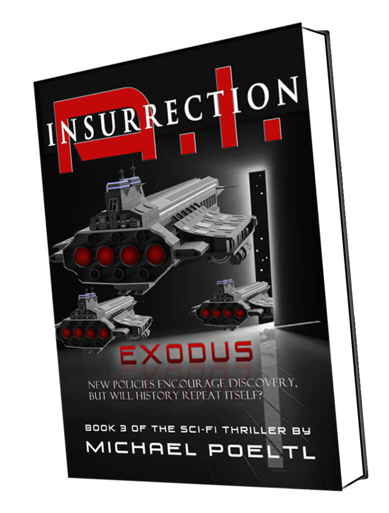 Book 3 A.I. Insurrection