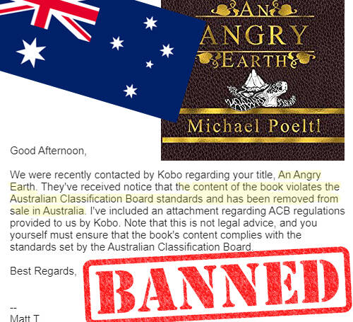 Banned in Australia